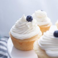Moscato Cupcakes