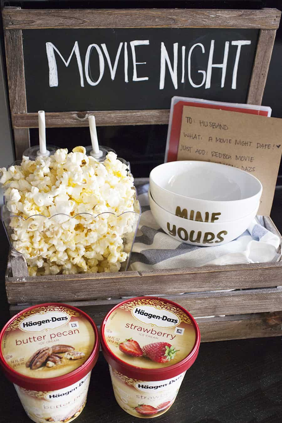 Movie Night Date Crate