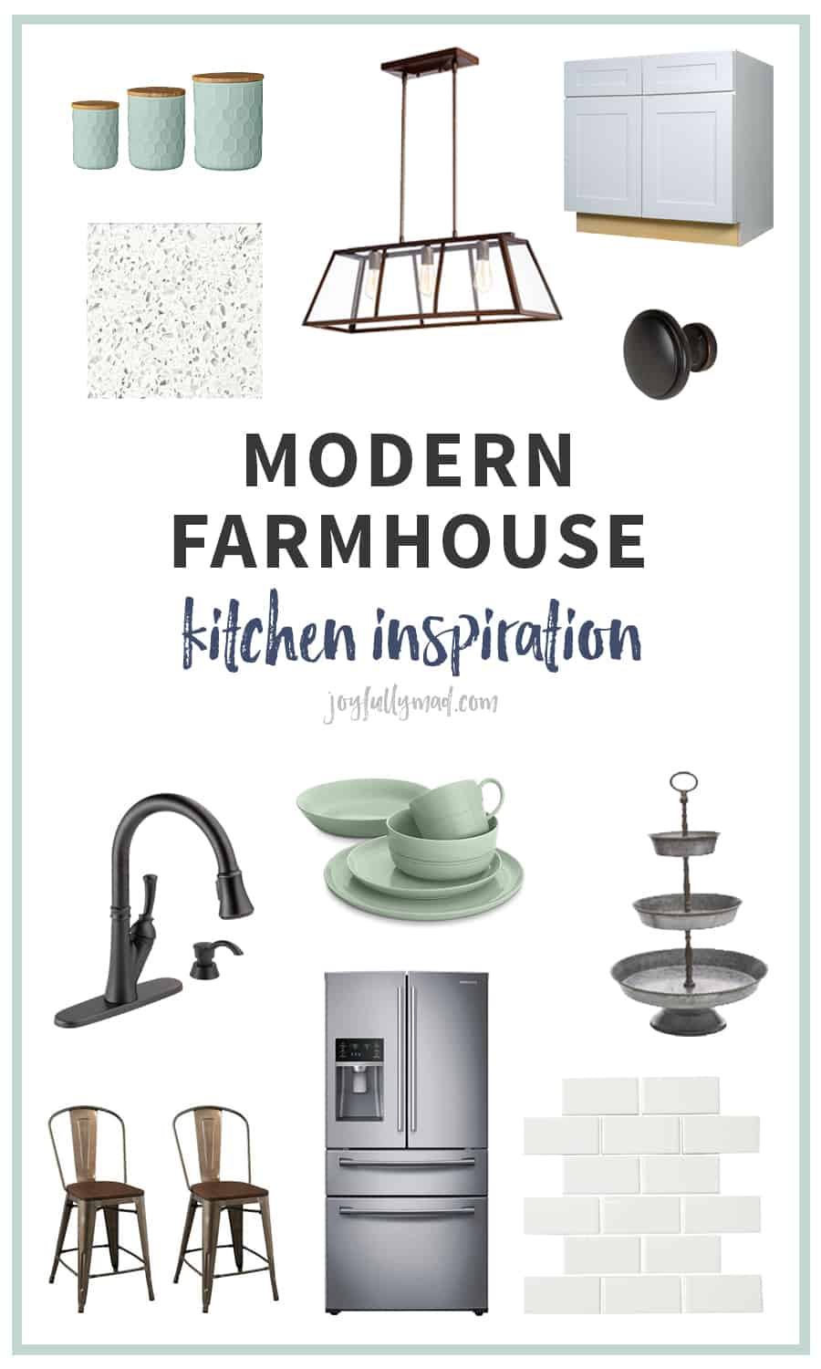 our dream modern farmhouse kitchen a joyfully mad kitchen planning your dream kitchen here s what inspired us when we built our dream modern farmhouse