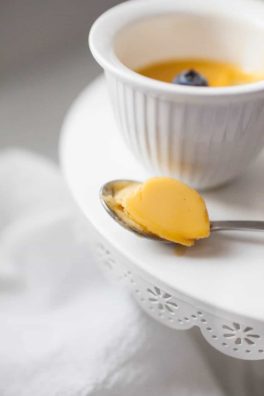 If you need a simple but elegant dessert that is refined sugar free, Maple Pots de Crème are the perfect choice. These French dessert custards are beyond easy to make, made with a few simple ingredients like heavy whipping cream, egg yolks, maple syrup, vanilla bean and a dash of salt. Whoever you serve these Maple Pots de Crème to will be impressed by the taste and you will be impressed by the simplicity of making these decadent desserts.