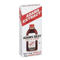 Adams Best Twice as Strong Vanilla